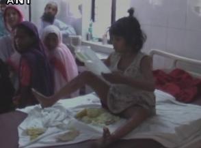 Հնդկաստանում 8–ամյա աղջիկն ապրել է կապիկների հետ (տեսանյութ, լուսանկարներ)