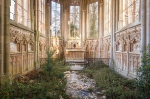 Աշխարհի ամենագեղեցիկ լքված եկեղեցիները (ֆոտոշարք)