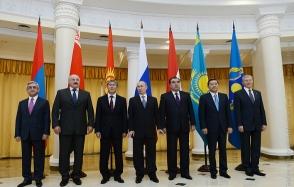 Сегодня в Бишкек пройдет заседание Высшего Евразийского экономического совета