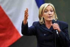Мари Ле Пен назвала решением Карабахского конфликта присоединение Арцаха к Армении