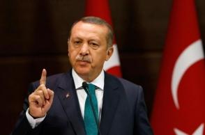 Էրդողան. «ԵԱՀԿ–ն ահաբեկիչների խումբ է ուղարկել որպես դիտորդներ»
