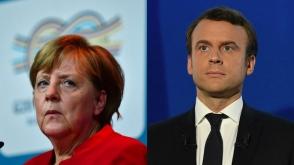 Ֆրանսիայի նախագահի պաշտոնում Մակրոնն առաջինը Գերմանիա կայցելի