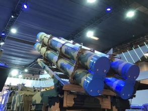 Թուրքիայում ցուցադրել են տեղական արտադրության հրթիռային տեխնիկա