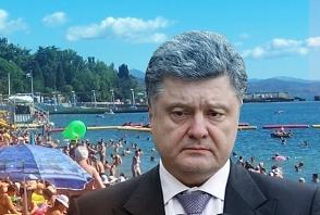 Պորոշենկոն հույս ունի, որ անվիզա ռեժիմը կօգնի վերադարձնել Ղրիմը