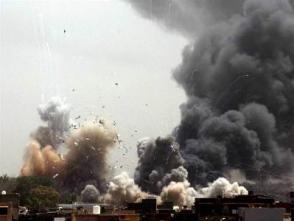 Սիրիայում խաղաղ բնակիչներ են զոհվել միջազգային կոալիցիայի ավիահարվածների հետևանքով