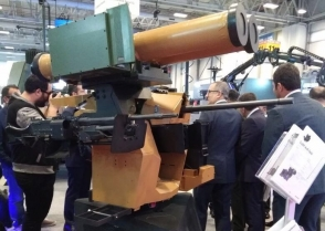 Թուրքական ընկերությունը ներկայացրել է հակատանկային կառավարվող հրթիռային համակարգ