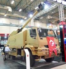 Թուրքիայում ներկայացրել են ևս մեկ 155 մմ ինքնագնաց հաուբից