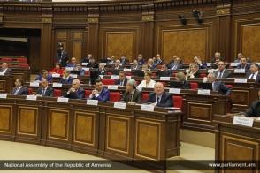 Ընտրվեցին ԱԺ 4 խմբակցությունների ղեկավարներն ու քարտուղարները