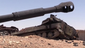 Կոալիցիայի ավիահարձակումը Սիրիայում․ բացառիկ կադրեր