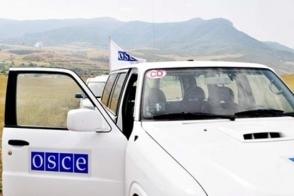 ОБСЕ проведет плановый мониторинг линии соприкосновения