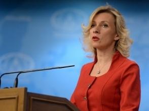 М. Захарова: «Заявление сопредседателей МГ ОБСЕ полностью отражает позицию России по Карабаху»