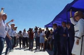 Ինչպես է ՌԴ Դաշնային խորհրդի խոսնակ Վալենտինա Մատվիենկոն պարում