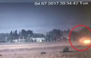 Ինչպես են Ալխանլու գյուղից կրակում ՊԲ դիրքերի ուղղությամբ