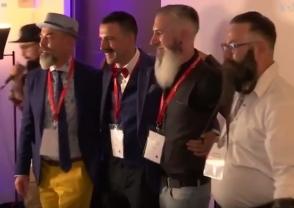 Ֆրանսիայում մորուքների մրցույթ է անցկացվել