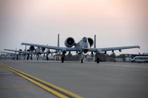 ԱՄՆ օդուժը 3 միավոր A-10 գրոհիչ է տեղակայել Թուրքիայի «Ինջիրլիք» ավիաբազայում
