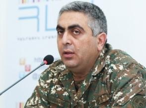 Արծրուն Հովհաննիսյանը զառանցանք է որակել հայկական բանակում միջադեպի վերաբերյալ ադրբեջանական ԶԼՄ-ների տարածած լուրերը