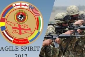 Минобороны Грузии: Армения еще в июле подтвердила свое участие в учениях Agile Spirit 2017