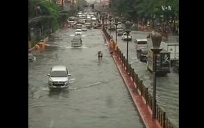 Ֆիլիպիններում ջրհեղեղ է