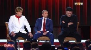Comedy club-ի նոր եթերաշրջանում կատակել են Պուտինի, Մերկելի և Կիմ Չեն Ընի հասցեին