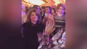 Ռիտա Սարգսյանը ևս պարել է Սամվել Կարապետյանի որդու հարսանիքին
