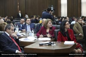 ԱԺ հանձնաժողովները համատեղ նիստում քննարկել են 2018 թ․ պետբյուջեն (տեսանյութ)