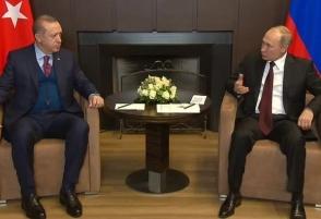 Պուտինն Էրդողանին․ ՌԴ-ի և Թուրքիայի փոխհարաբերությունները լիովին վերականգնվել են (տեսանյութ)