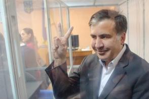 Ապտակ Պորոշենկոյին․ Սահակաշվիլին դատարանի դահլիճից ազատ է արձակվել (տեսանյութ)