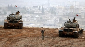 Սիրիայից ռուսական զորքերի դուրս գալուց հետո Թուրքիան Աֆրինում գործողություն կարող է սկսել