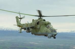Ռուսաստանը պաշտոնապես հաստատել է, որ Սիրիայում ռազմական ուղղաթիռ է կործանվել