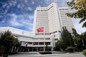 Ռուսաստանի և Իրանի դեսպաններին կանչել են Թուրքիայի արտգործնախարարություն