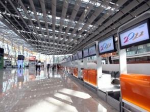 ՀՀ օդանավակայաններում ուղևորահոսքն աճել է 20.6 տոկոսով