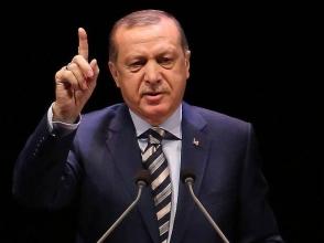 Թուրքիայի նախագահ. «Մենք որևէ մեկին ոչ մի թիզ հող չունենք տալու»