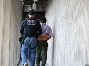 Կալիֆոռնիայում անփաստաթուղթ ներգաղթյալներին առաջիկայում ձերբակալելու են (տեսանյութ)