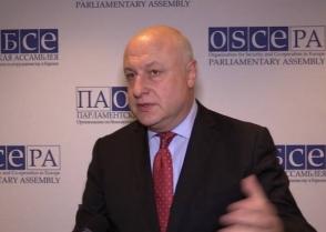 ԵԱՀԿ ԽՎ նախագահն Ալիևին կոչ է արել կրկնապատկել ջանքերը ԼՂ հակամարտության լուծման համար