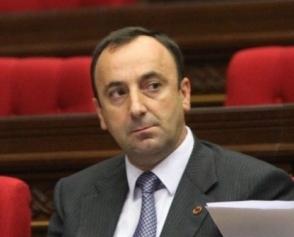 ՍԴ նախագահի պաշտոնում առաջադրվել է Հրայր Թովմասյանի թեկնածությունը