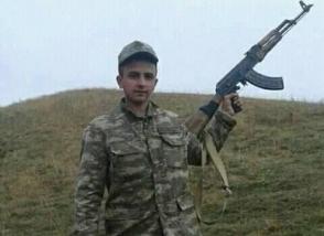 Ադրբեջանում հուղարկավորել են սպանված զինծառայողի