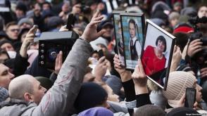 Ինքնաբուխ հանրահավաք Կեմերովոյում՝ տեղի իշխանությունների հրաժարականի պահանջով (տեսանյութ)