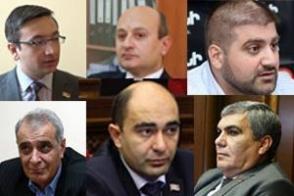 Սերժ Սարգսյանի իրական մեդալակիրները