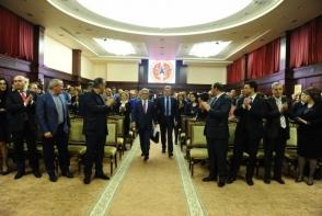 Ծաղկաձորում կայացել է ՀՀԿ խորհրդի նիստը․ կուսակցությունը վարչապետի պաշտոնում կառաջադրի Սերժ Սարգսյանի թեկնածությունը (տեսանյութ)