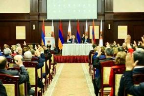 Սերժ Սարգսյանը կողմ է, որ իր թեկնածությունն առաջադրեն ՀՀ վարչապետի պաշտոնի համար (տեսանյութ)