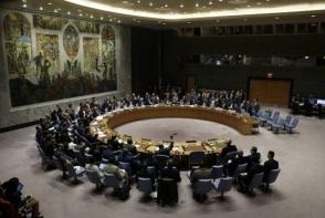 Սիրիայի հարցով ՄԱԿ-ի Անվտանգության խորհրդի բանաձևի արևմտյան նախագծի շուրջ բանակցությունները կսկսվեն ապրիլի 16-ին