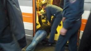 Մետրոյում ևս բողոքի ակցիա է իրականացվում (տեսանյութ)