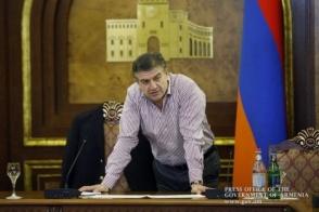 Կարեն Կարապետյանի հրաժարականի մասին լուրերը ապատեղեկատվություն են