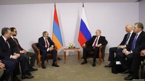 Փաշինյան-Պուտին հանդիպումը՝ ռուսաստանյան լրատվամիջոցների ուշադրության կենտրոնում