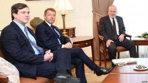 Համանախագահները ակնկալում են Հայաստանի նոր ղեկավարությանը հանդիպել հունիսին
