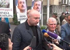 Բողոքի ցույց՝ Վճռաբեկ դատարանի մոտ․ Հայաստանն առանց քաղբանտարկյալների (տեսանյութ)