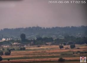 ԱՀ ՊՆ-ն հրապարակել է առաջնագծում ադրբեջանական զինտեխնիկայի տեղաշարժերի կադրերը (տեսանյութ)
