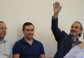 Վերաքննիչ դատարանը որոշեց կալանքից ազատ արձակել Ժիրայր Սեֆիլյանին և մյուսներին (ուղիղ միացում)
