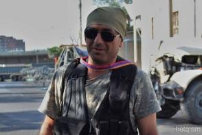 Պաշտպանը միջնորդություն է ներկայացրել Սեդրակ Նազարյանի խափանման միջոցը փոխելու վերաբերյալ