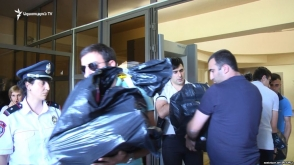 «Երևան» հիմնադրամի քրեական գործով կա երկու ձերբակալված